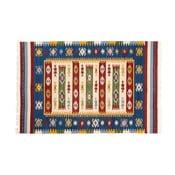 Dywan ręcznie tkany Kilim Dalush 004, 90x60 cm