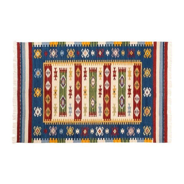 Dywan ręcznie tkany Kilim Dalush 104, 120x70 cm
