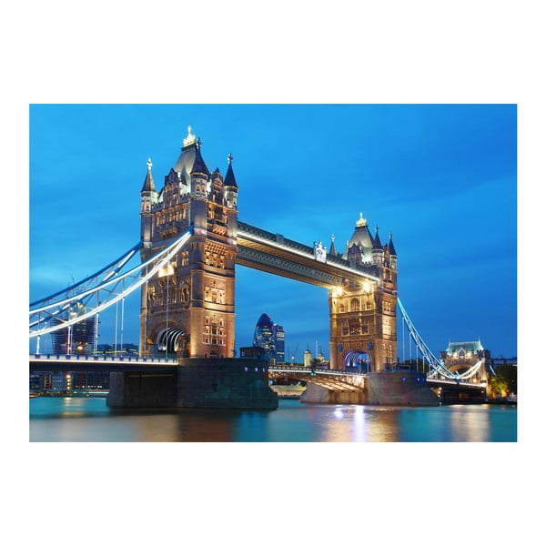 Wielkoformatowa tapeta Tower Bridge, 366x254 cm