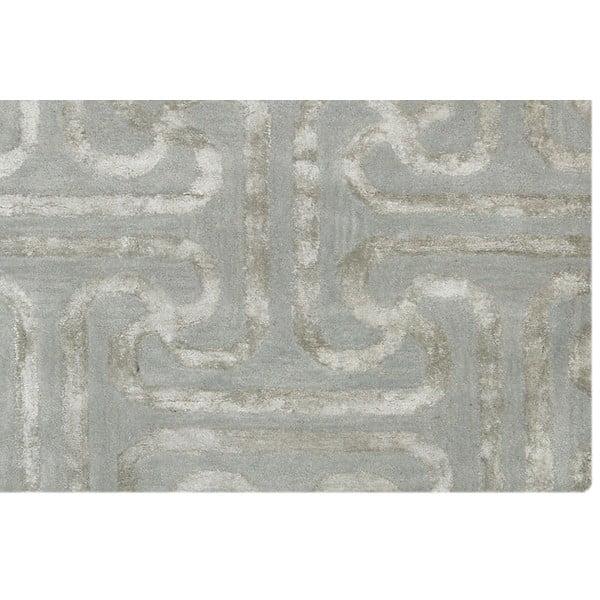 Dywan Twist Silver, 153x244 cm
