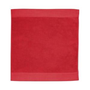 Czerwony dywanik łazienkowy Seahorse Pure, 50x60cm