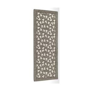 Wytrzymały dywan kuchenny Webtapetti Corazon Fango, 55x115 cm