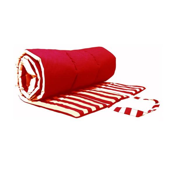 Koc piknikowy/ do opalania Lona, czerwony