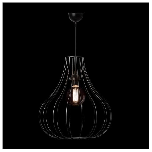 Lampa wisząca Leonie Black
