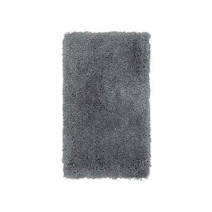 Dywanik łazienkowy Citylights Silver, 65x110 cm