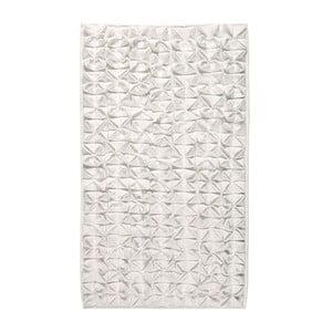 Dywanik łazienkowy Origami Ivory, 60x100 cm
