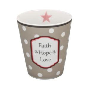 Kubek Krasilnikoff Faith Hope Love