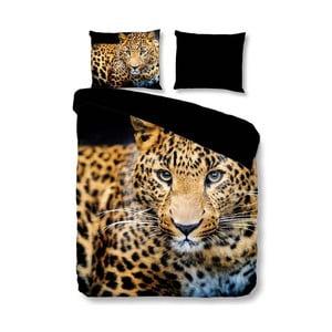 Pościel jednoosobowa Pure Wild Leopard, 140x200 cm