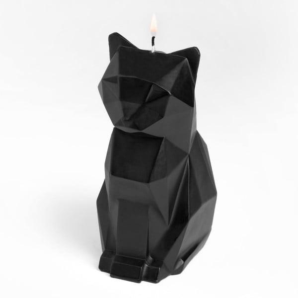 Świeczka Pyropet Kisa Black