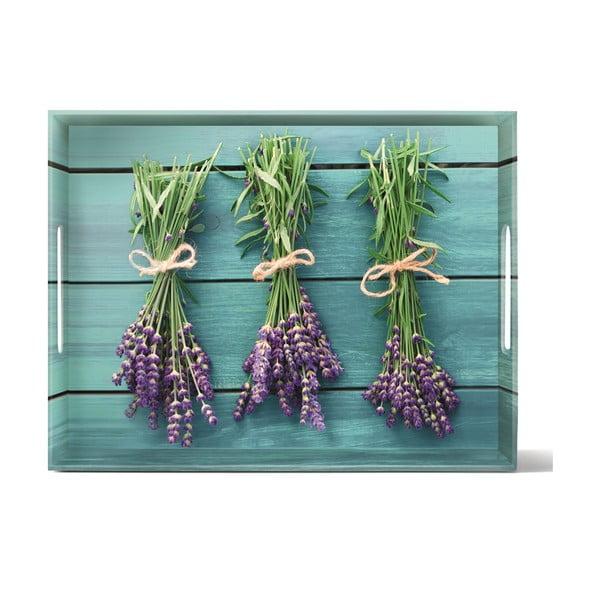 Taca Classic Lavender, 40x31 cm