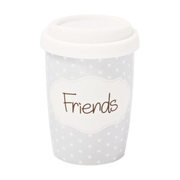 Mały kubek podróżny Friends