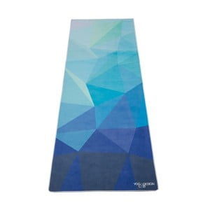 Ręcznik na jogę Yoga Design Lab Hot Opal, 340 g