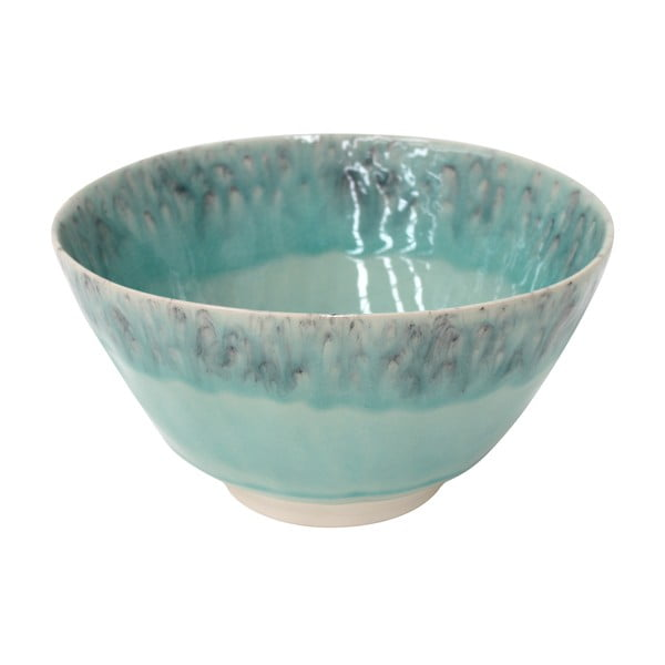 Niebieska miska ceramiczna Costa Nova Madeira, ⌀ 24 cm