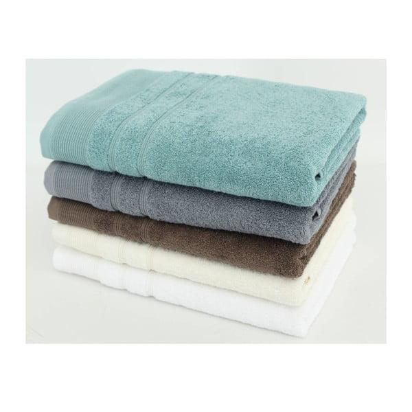 Komplet 5 ręczników Dost, 76x142 cm