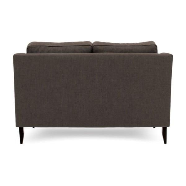 Brązowa sofa dwuosobowa Vivonita Bond