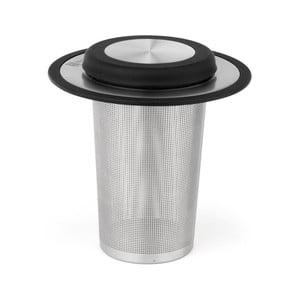 Duże   sitko do herbaty z podstawką Bredemeijer
