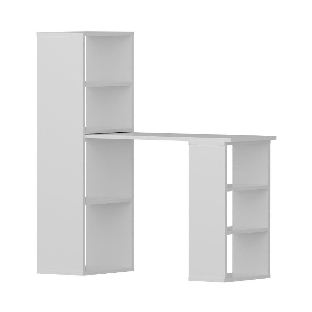 Białe biurko Last