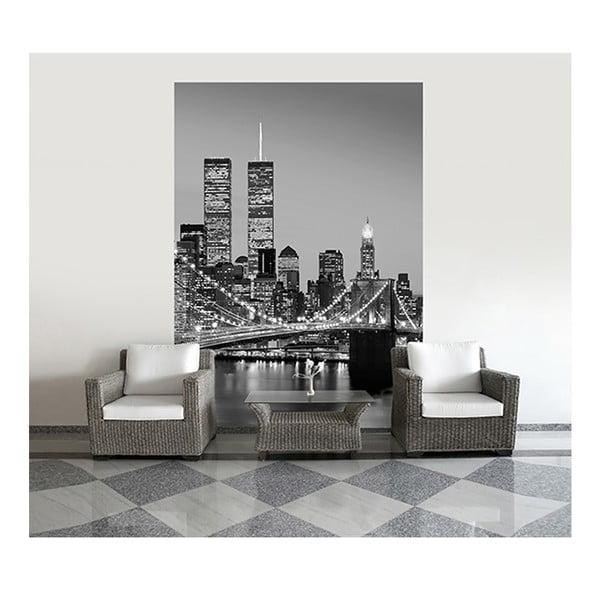 Tapeta wielkoformatowa Manhattan Skyline, 183x254 cm