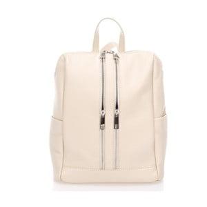 Kremowy plecak Markese Cipria