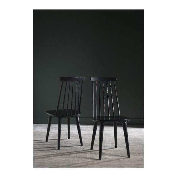 Zestaw 2 krzeseł Cabrera