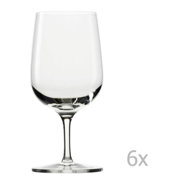 Zestaw 6 kieliszków Lausitz Grandezza Mineral, 340 ml