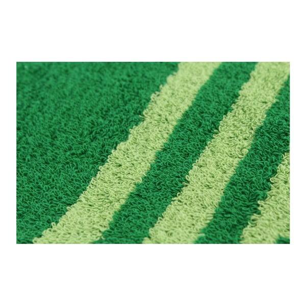 Zestaw 2 ręczników Capri Grass Green, 70x140 cm