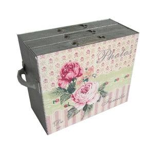 Pudełko na fotografię Antic Line Roses