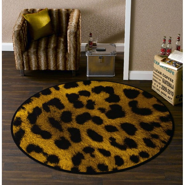 Dywan Animal Print - jaguar, 170 cm