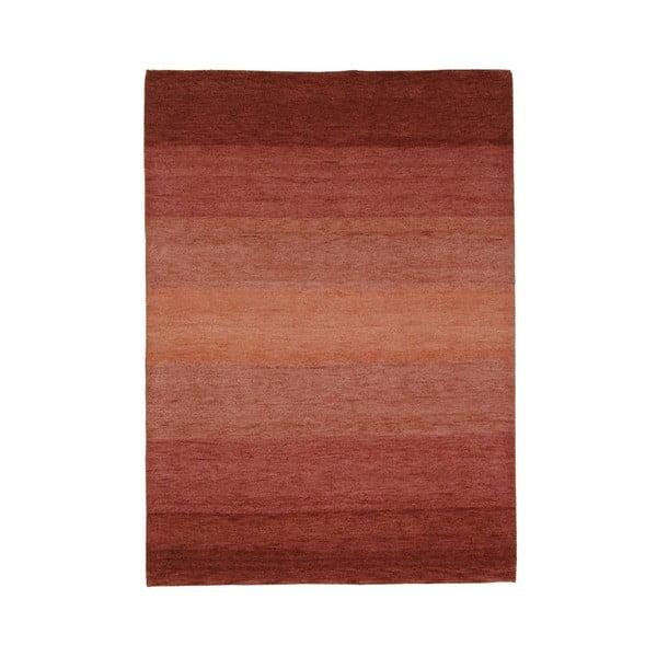 Dywan Baku Stripe Terra, 70x140 cm