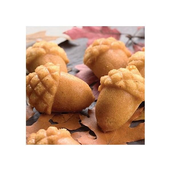 Forma na ciasteczka Nordic Ware, żołędzie
