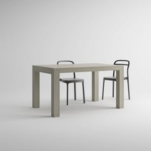 Stół rozkładany w kolorze wiązu MobiliFiver Iacopo, dł.140-220cm