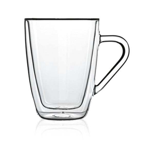 Zestaw 2   szklanek z podwójną ścianką Bredemeijer Tea, 340 ml