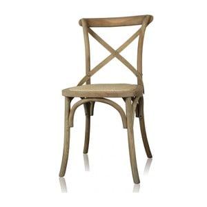 Krzesło z drewna dębowego Artelore Jenkins