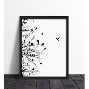 Plakat w ramie Primavera, 30x40 cm