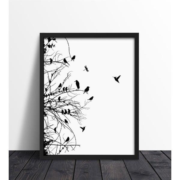 Plakat w ramie Primavera, 40x50 cm