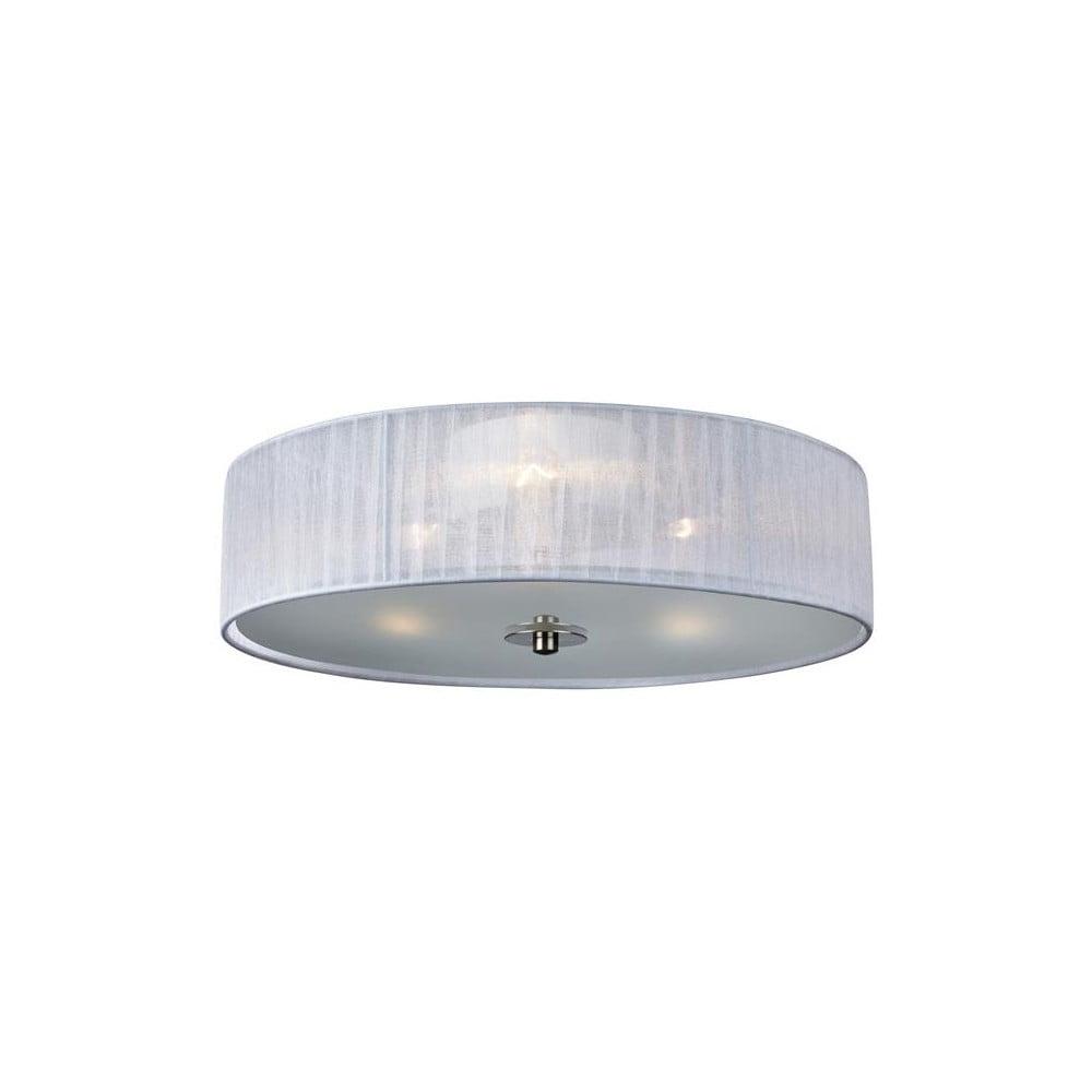 Biała lampa sufitowa Markslöjd Byske