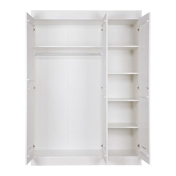 Szafa trzydrzwiowa Locker, biała