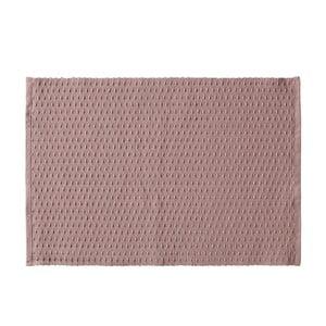Różowa mata stołowa Södahl Deco, 33x48 cm
