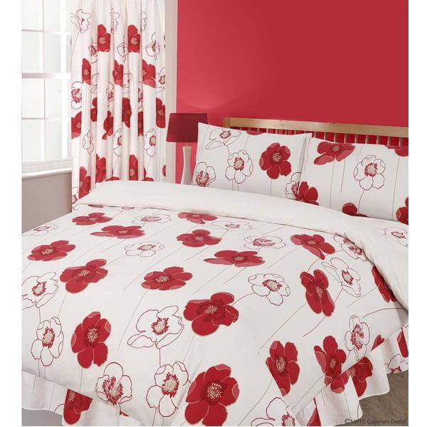 Pościel Poppy Red, 135x200 cm