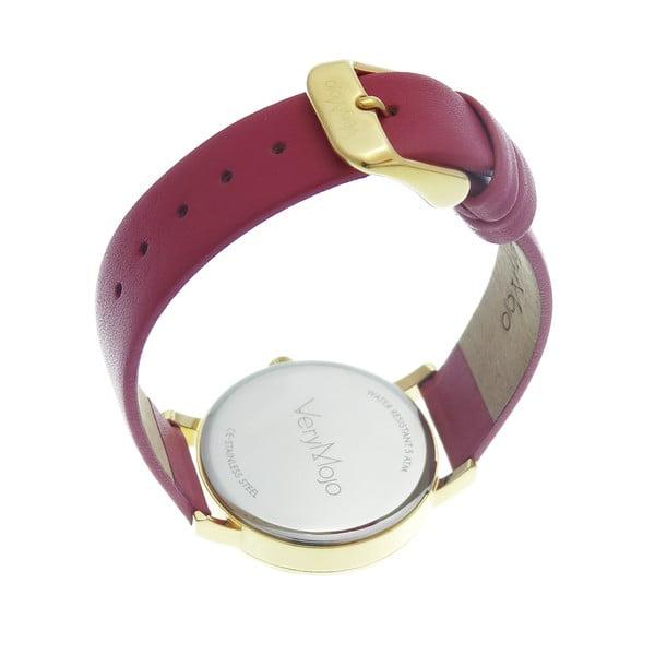 Zegarek VeryMojo Time To Drink, różowy
