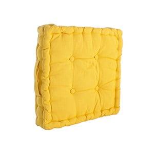 Poduszka na krzesło Estate, żółta