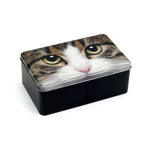 Pojemnik blaszany Tabby Cat