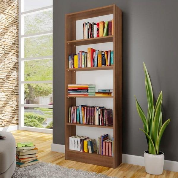 Biblioteczka Sardunya Walnut