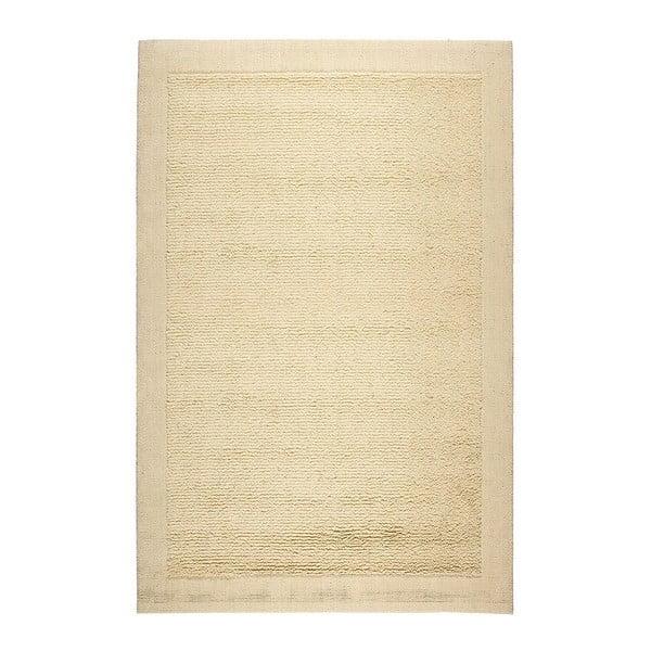 Dywan wełniany Dama 610 Crema, 140x200 cm