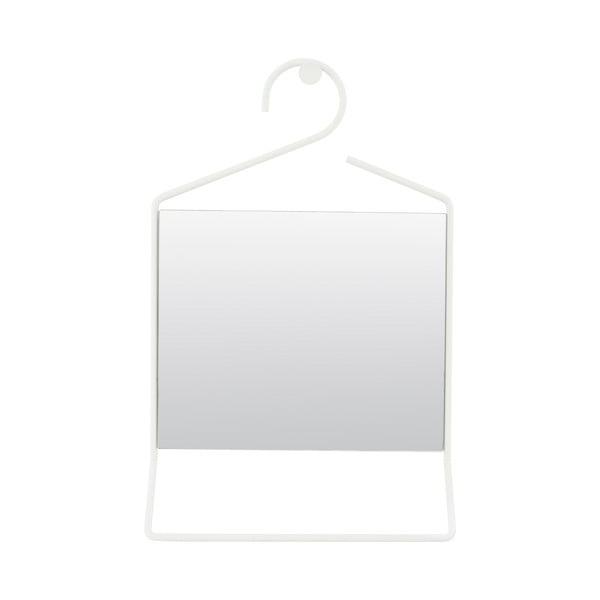 Lustro wiszące Hang, białe