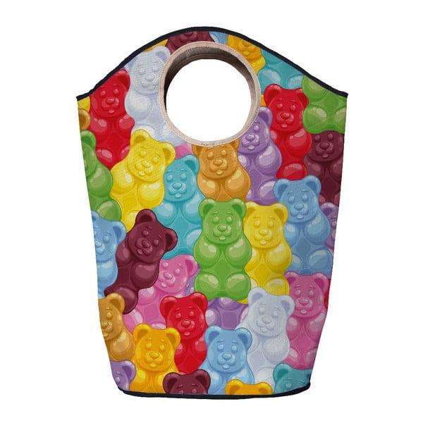 Kosz na bieliznę Gummy Bear