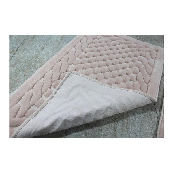 Zestaw 2 dywaników łazienkowych Alessia Bambi Powder