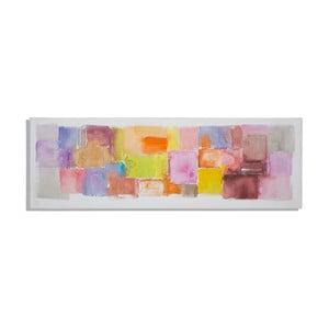 Obraz ręcznie malowany Mauro Ferretti Rain, 50x150cm