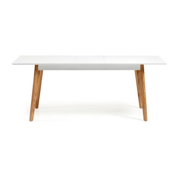 Stół rozkładany do jadalni La Forma Meet, dł.160-200cm