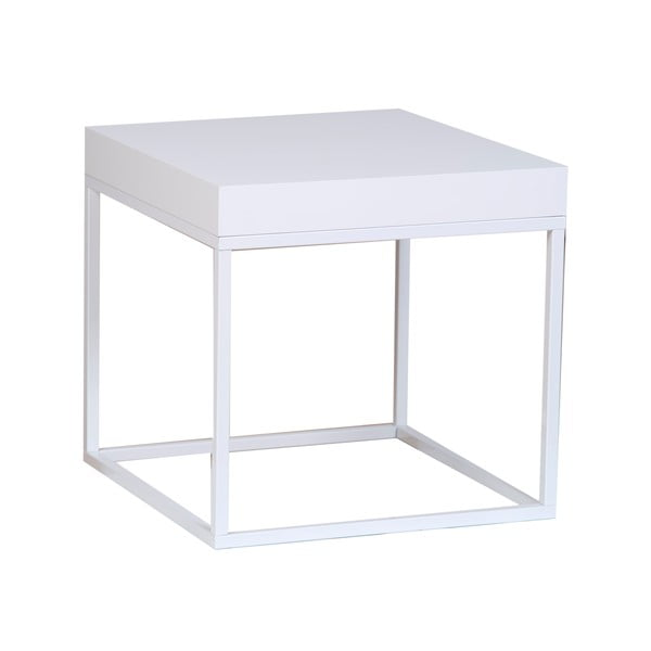 Biały stolik TemaHome Petra